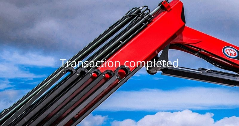 Crane service company for sale - Transaction completed