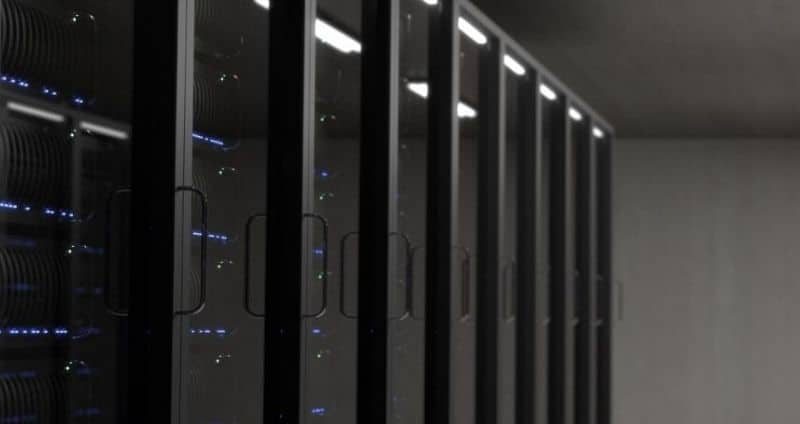A small data center is open for sale