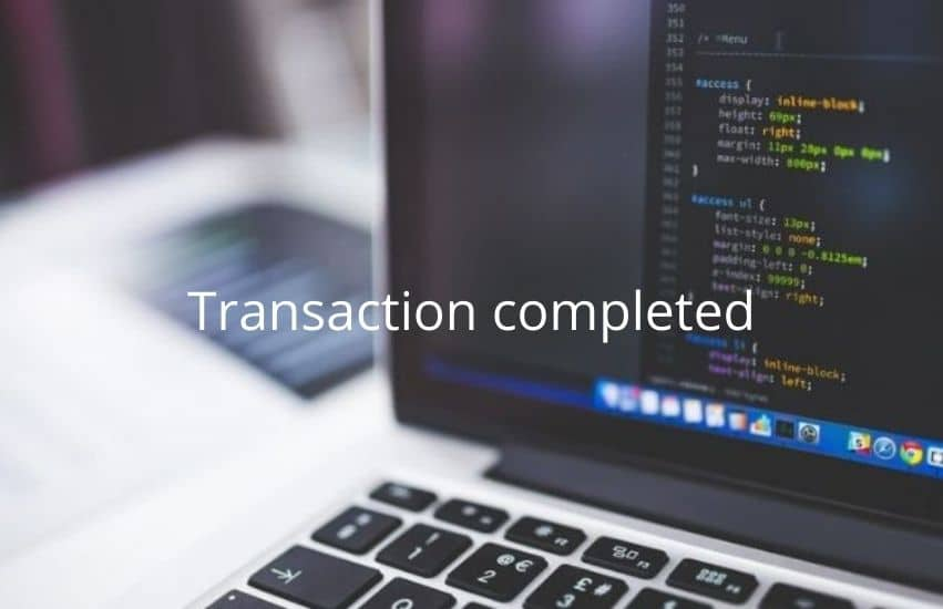 Software development company with some of their applications_Wolfcorner_Transaction_completed